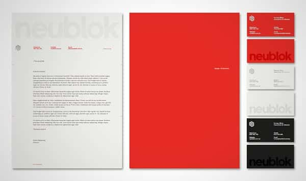 35 Letterhead and Stationary Designs for Print Inspiration - Custom Printing
