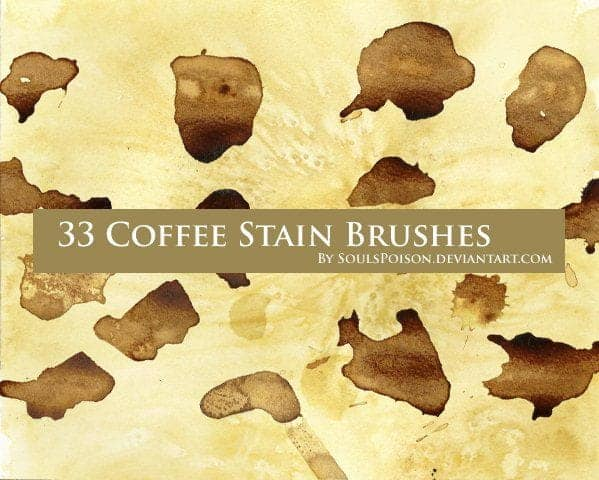 5. Coffee Stains