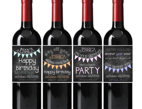 wine label printing 9
