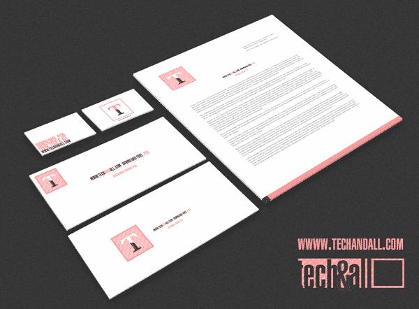 custom business envelop printing