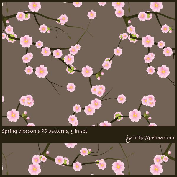 free-spring-photoshop-pattern-1
