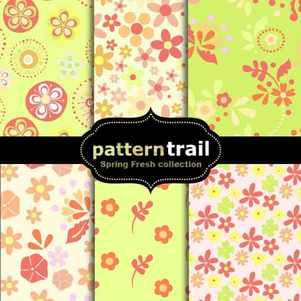 free-spring-photshop-pattern-7