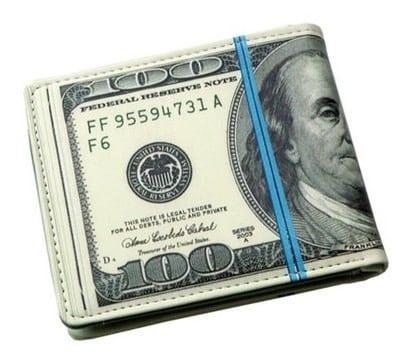 Dollar-bill-wallet