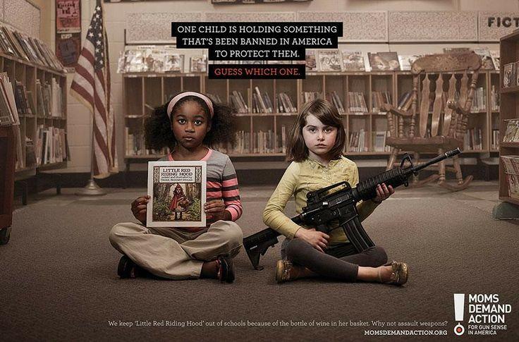 shocking print ads