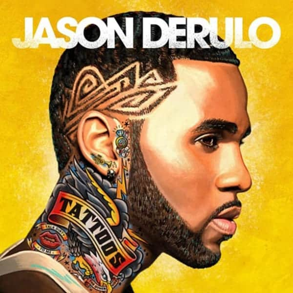 5. Tattoo JasonDerulo-album
