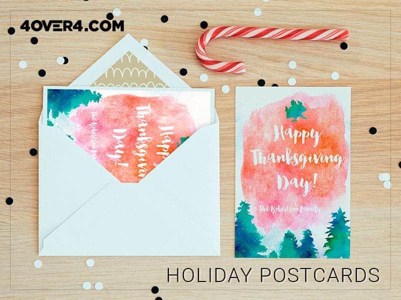 holiday-postcards