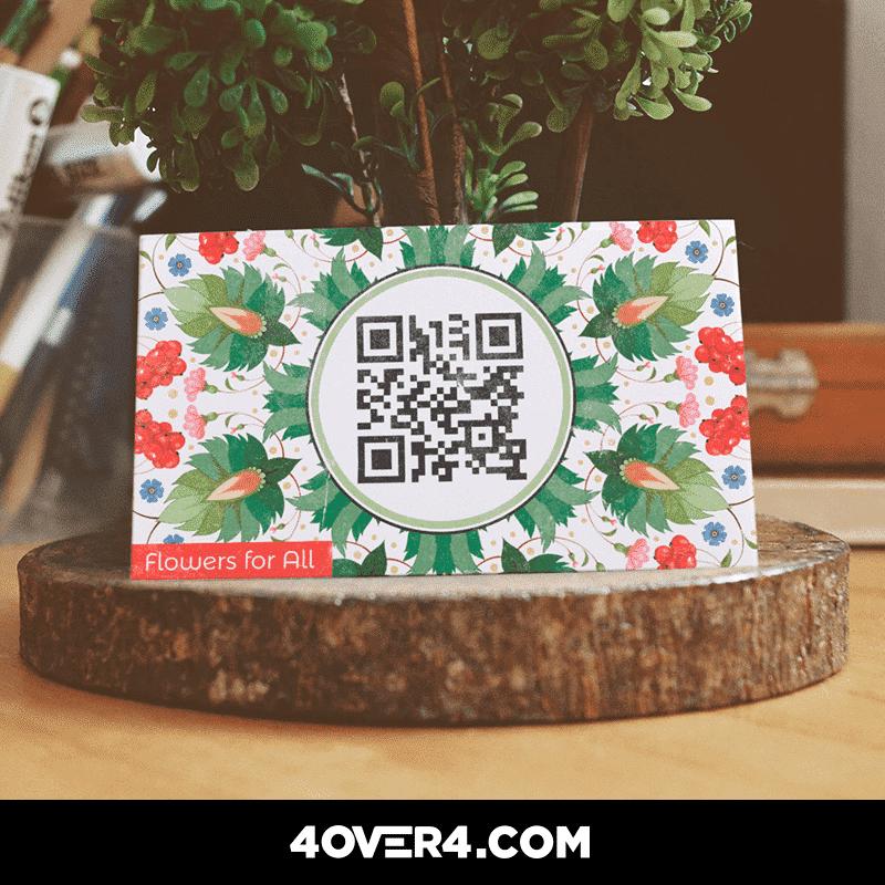 business-card-qr-code