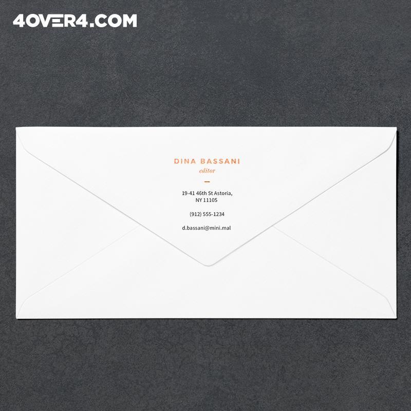 minimal envelope