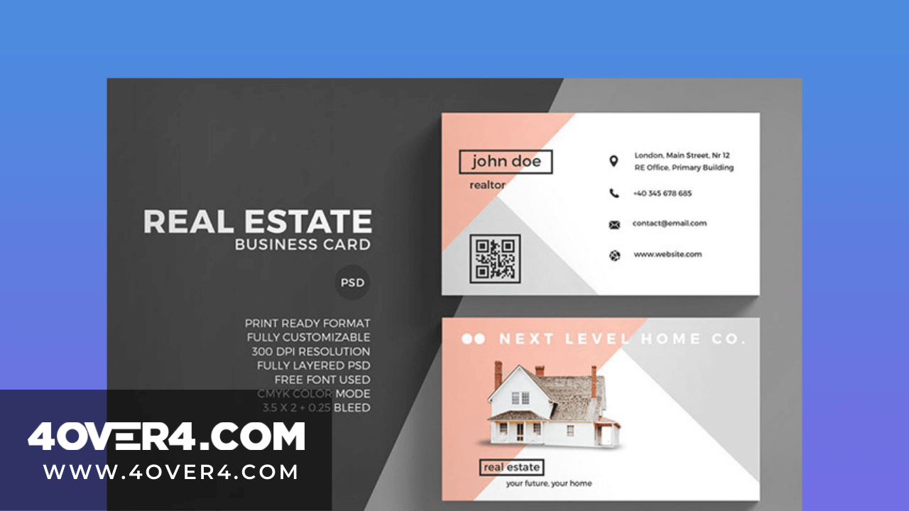 real-estate-business-cards