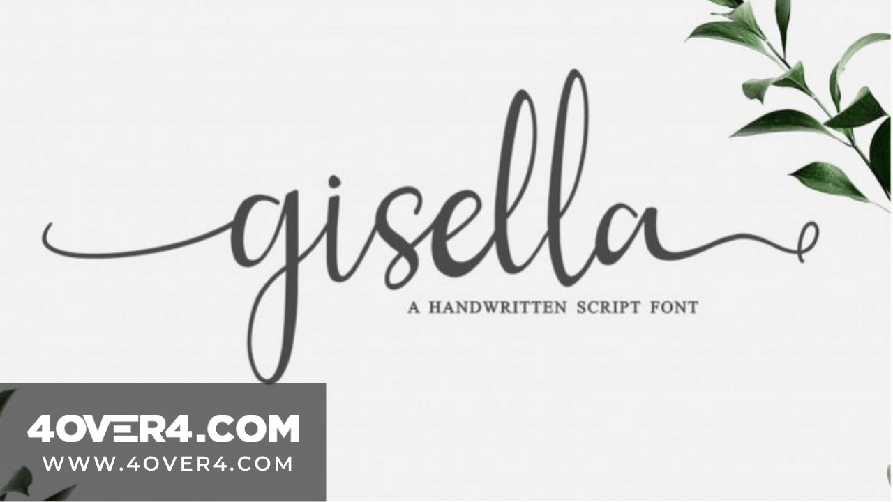 The Best Wedding Fonts for Invitations and Designs - Creativity
