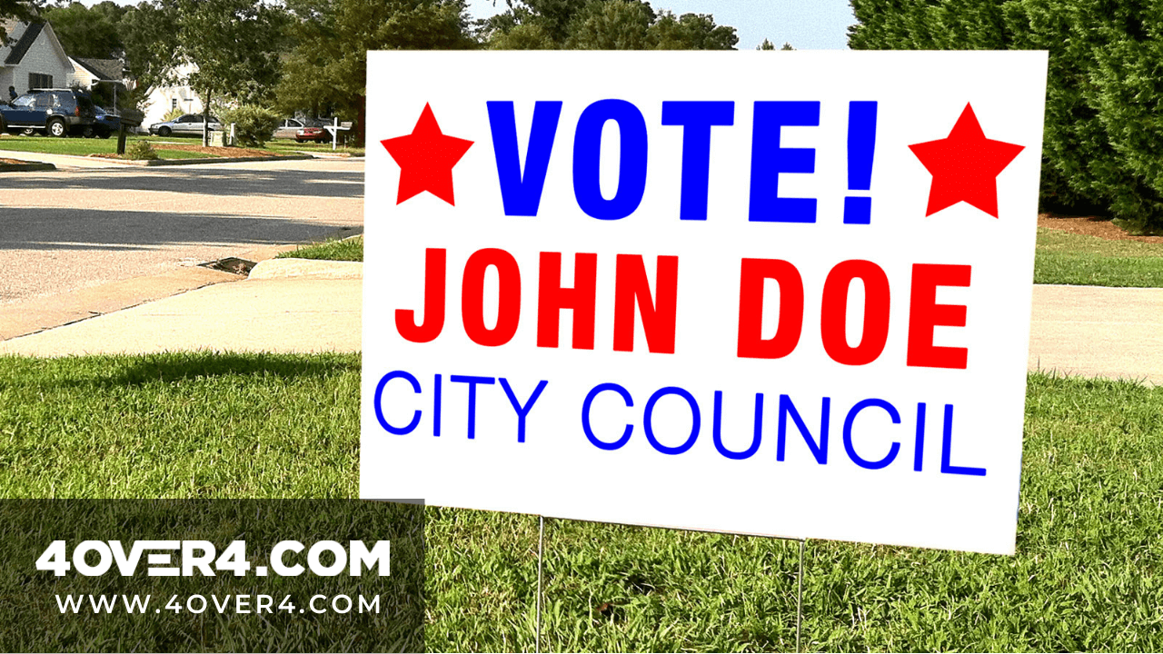 political-yard-signs