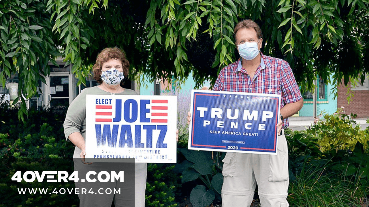 Political Yard Sign Rules: Understand the Campaign Sign Law - Custom Printing