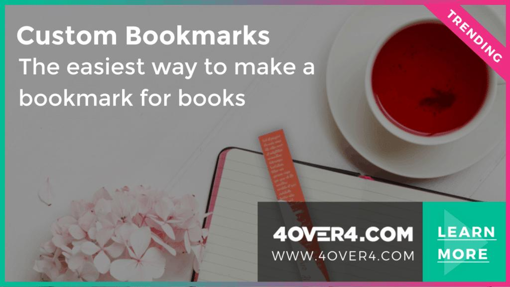 Custom Bookmarks – A Great Tool for Business Promotions - Custom Printing