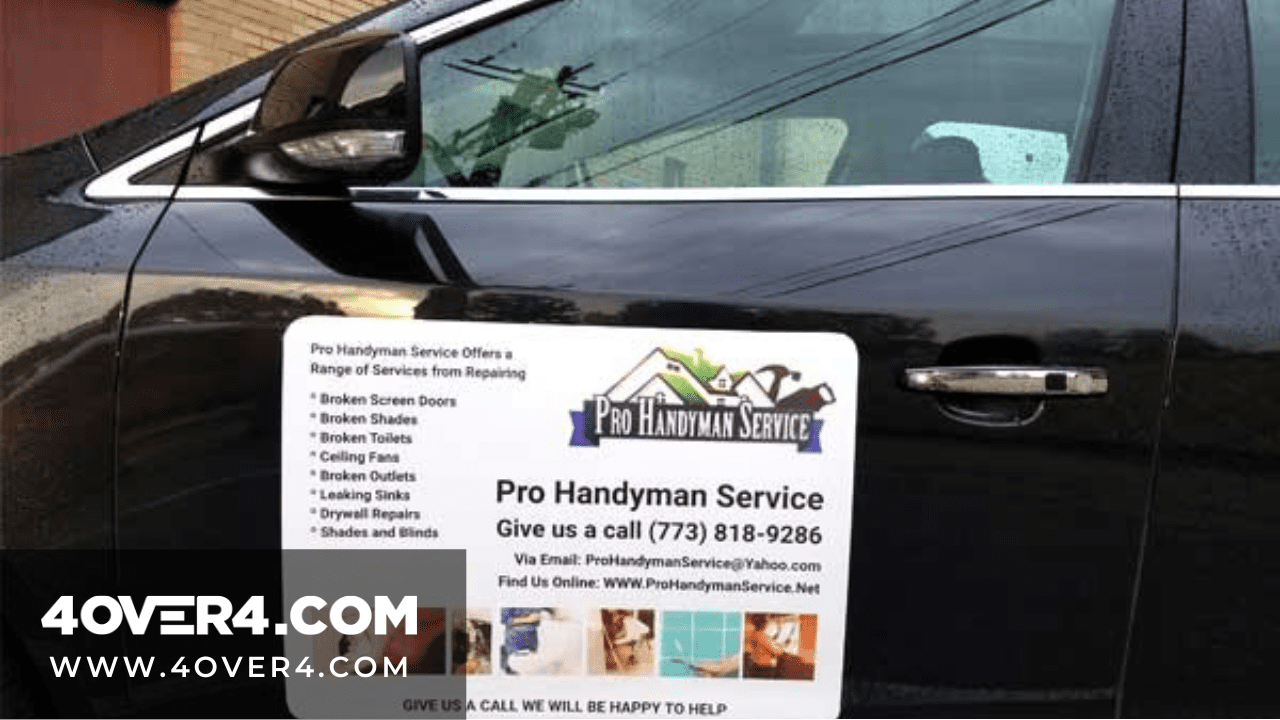 What are Car Magnets and How to Effectively Design Them - Custom Printing