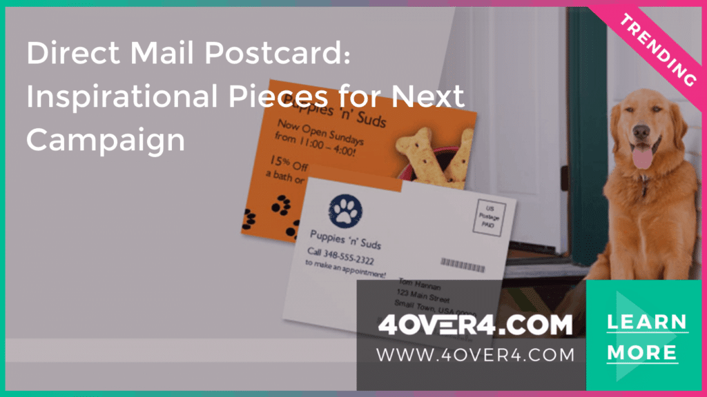 Direct Mail Postcards: Powerful Pieces for Your Campaign - Online Printing