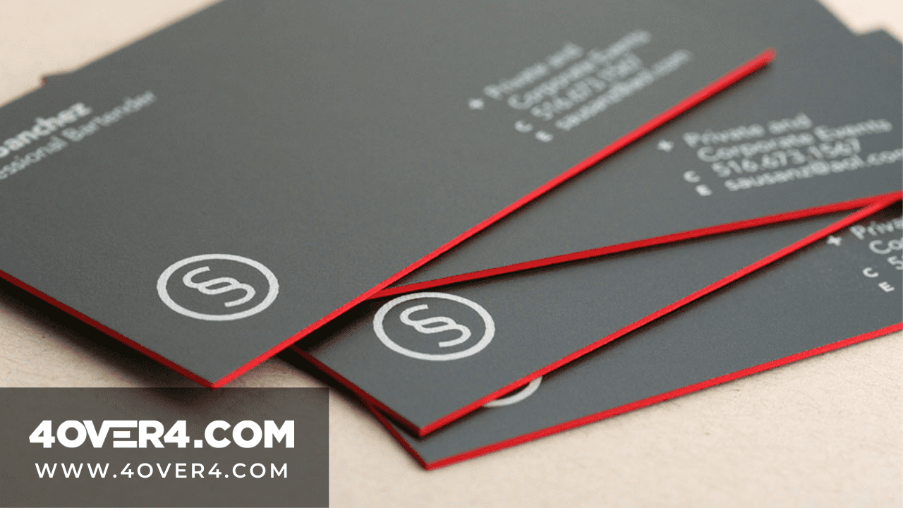 Business Card Thickness: How Thick Should Your Card Be? - Business Cards