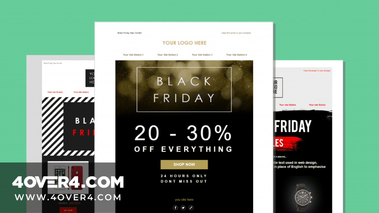 Get Your Company Ready for the Festive Black Friday 2019 - Online Printing