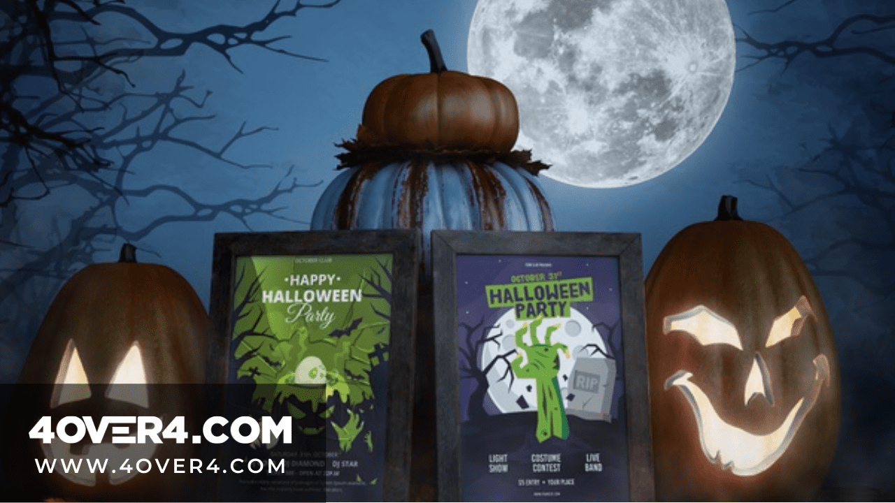 7 Smart Ways to Enjoy a Halloween Party at Home - Creativity