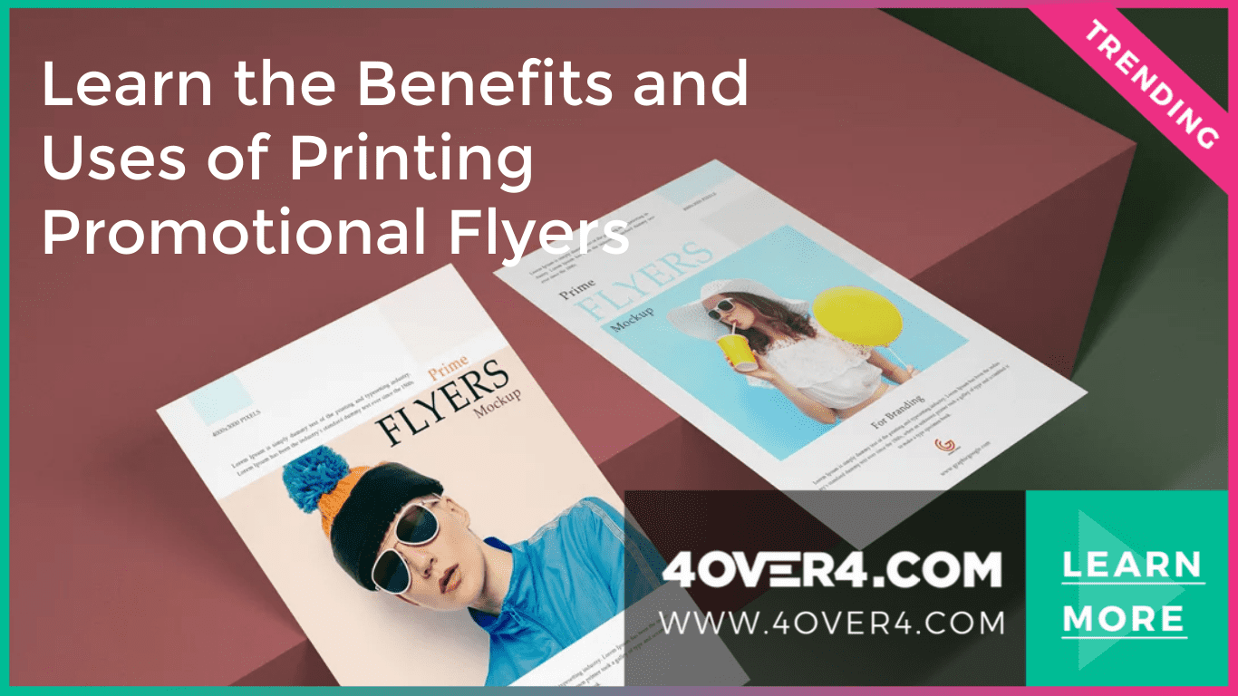 Learn the Benefits and Uses of Printing Promotional Flyers - Brochures and Catalogs