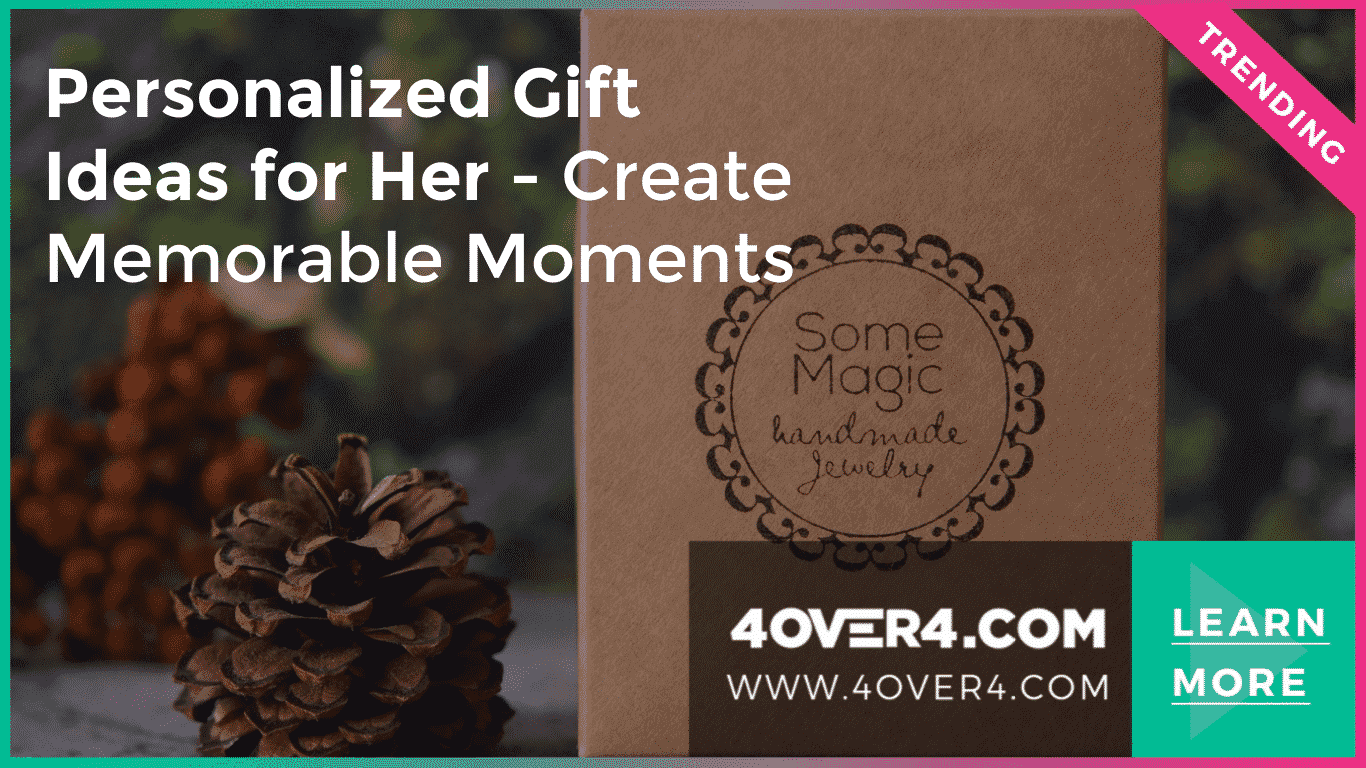 Personalized Gift Ideas for Her - Create Memorable Moments - Arts & Crafts