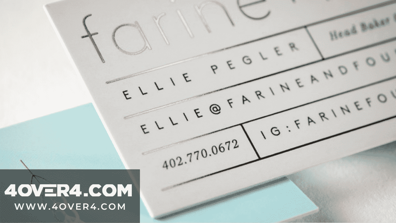 Top 10 New Trends in Business Card Printing in the Year 2020 - Custom Printing