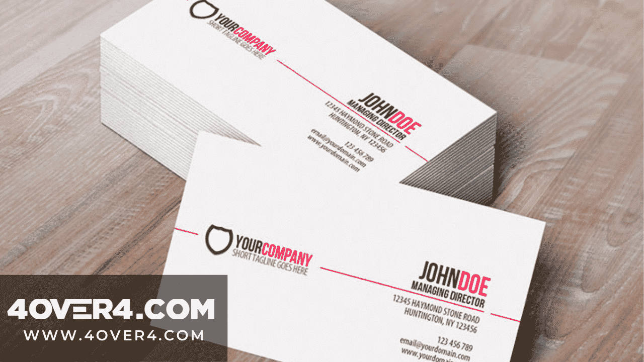A Designer or a Template for Ordering Business Cards Online? - Custom Printing