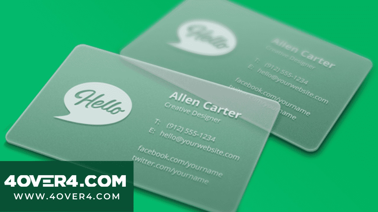 7 Considerations Before You Purchase Business Cards Online - Custom Printing