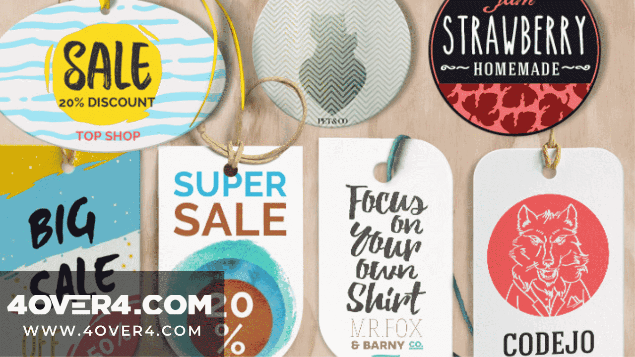 8 Design Tips for Hang tags to Enhance Product Marketability - Custom Printing