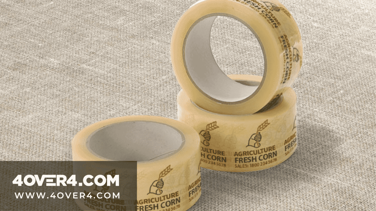 Is the Wonderful Custom Packing Tape a Cheaper Option Than Branded Box? - Packaging