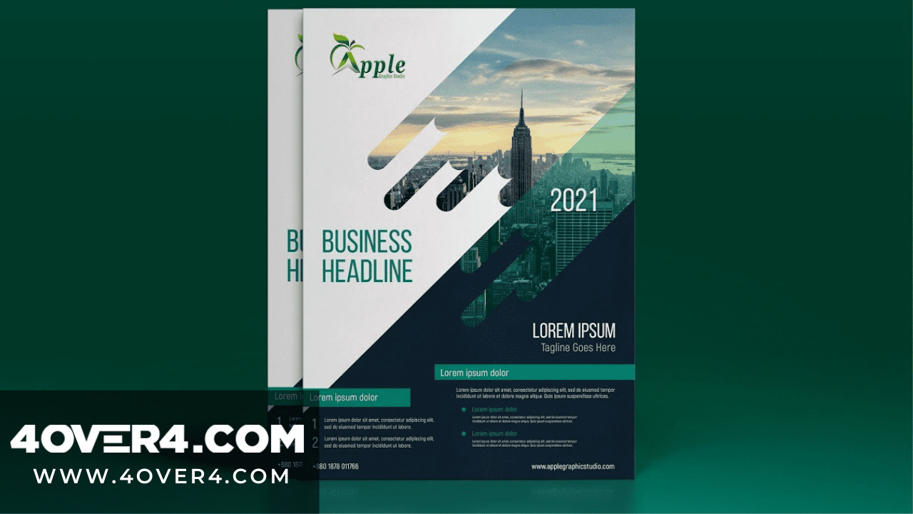 Design Attractive Custom Flyers with the Use of Templates - Flyers and Brochures