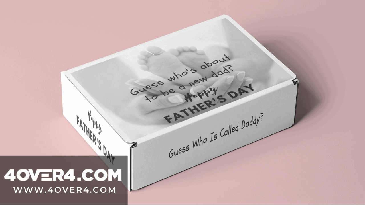 The Ultimate 4OVER4 Father's Day Gifts For 2021 - Custom Printing