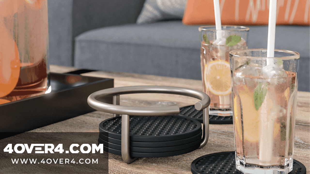 10 Creative Ways Printed Coasters Can Promote Your Brand - Custom Printing