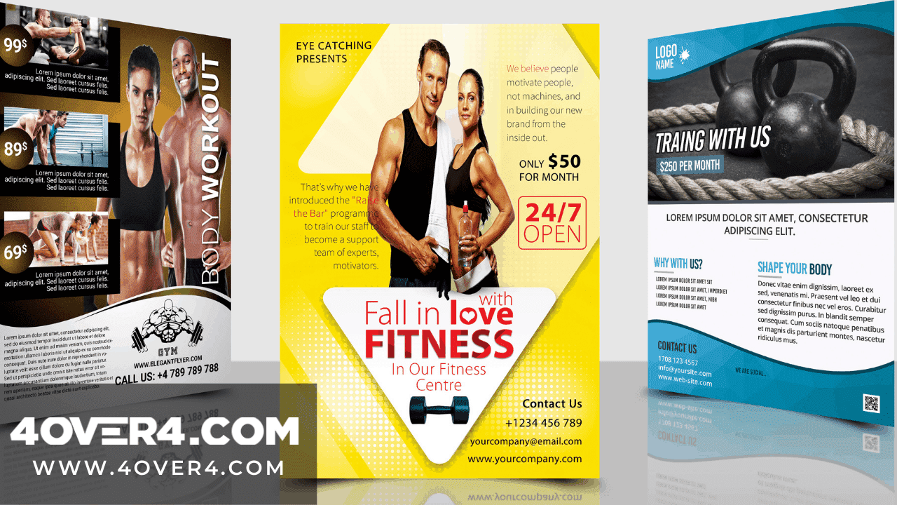 How to save money for your business with flyer printing - Custom Printing