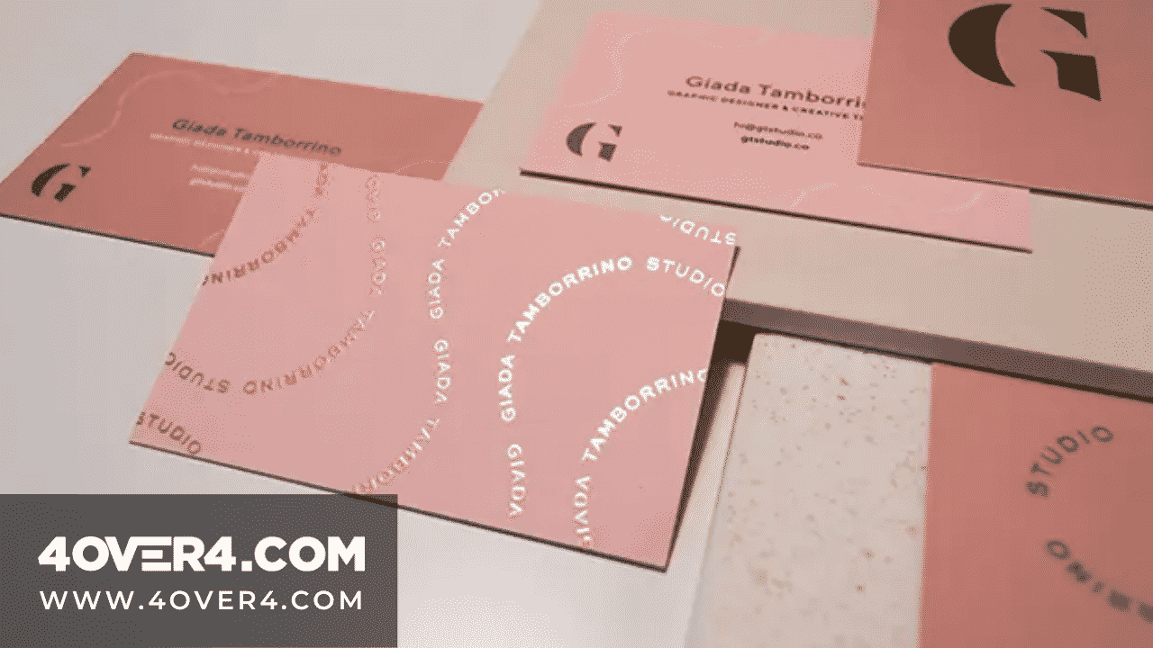 10 Best Careers Where Gold Foil Business Cards Rule - Custom Printing