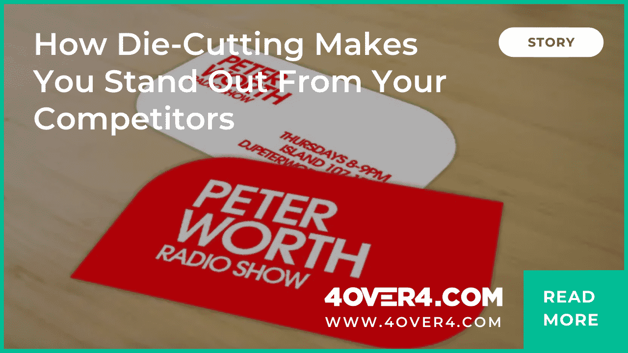 How Die-Cutting Makes You Stand Out From Your Competitors - Online Printing