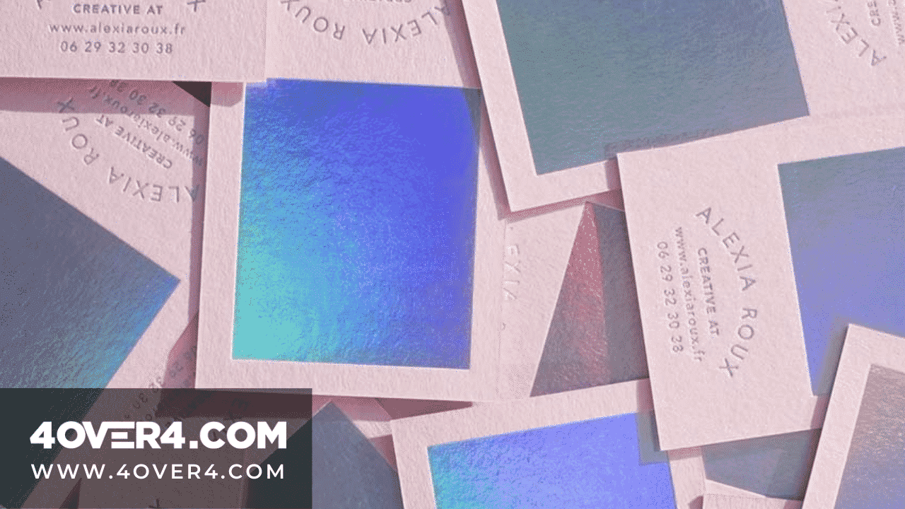 8 Best Industries for the Holographic Business Cards - Business Cards