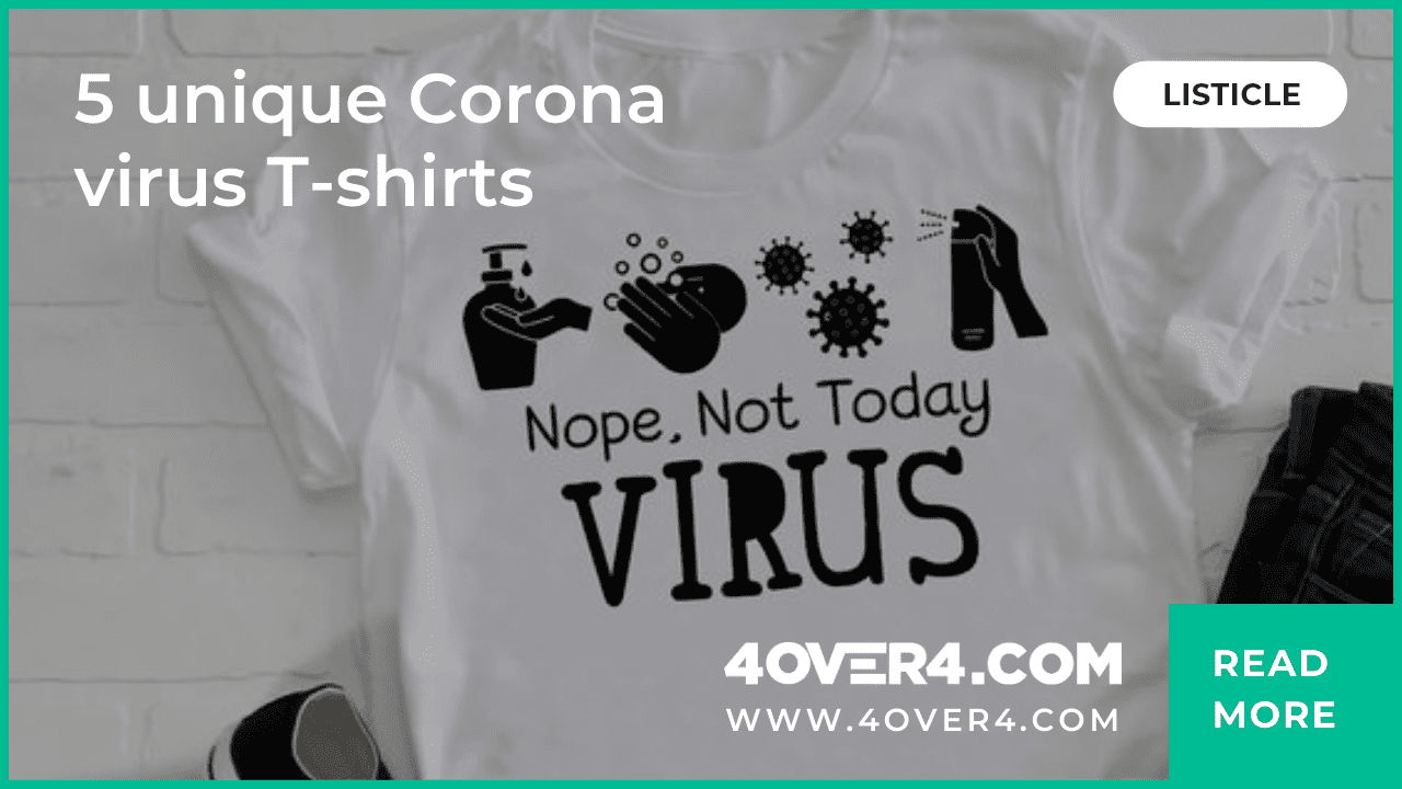 5 Unique Coronavirus T-Shirts - T-Shirt Printing