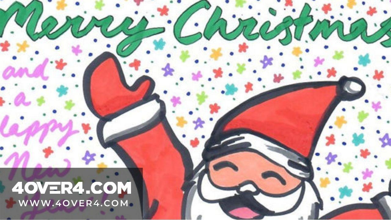 10 Beautiful Vintage Christmas Cards - Christmas