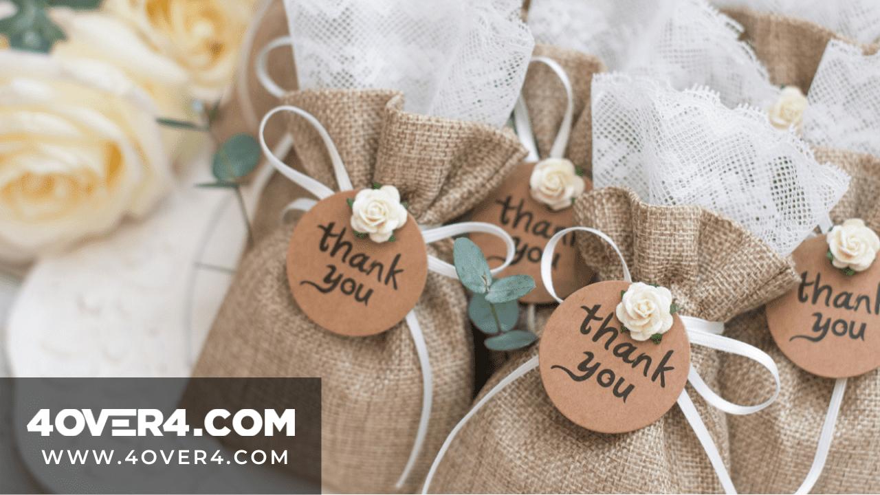 5 Interesting Wedding Favors During Covid-19 - Weddings