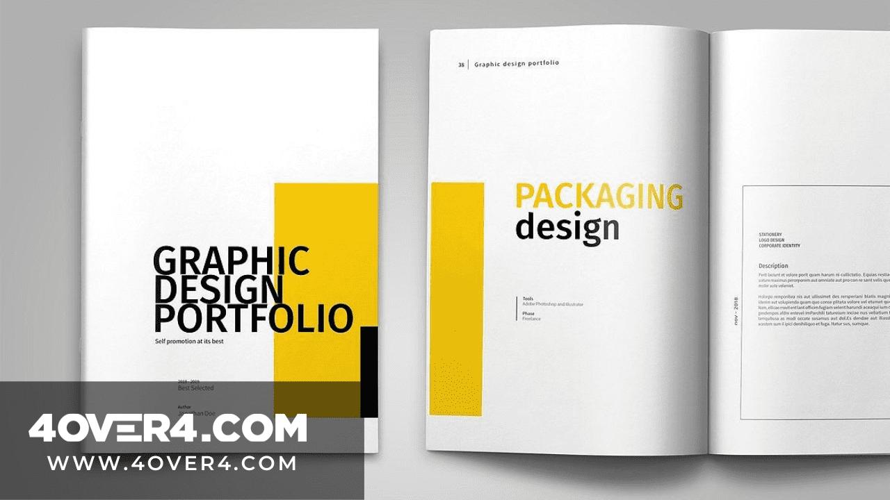 graphic-design-portfolio-booklet