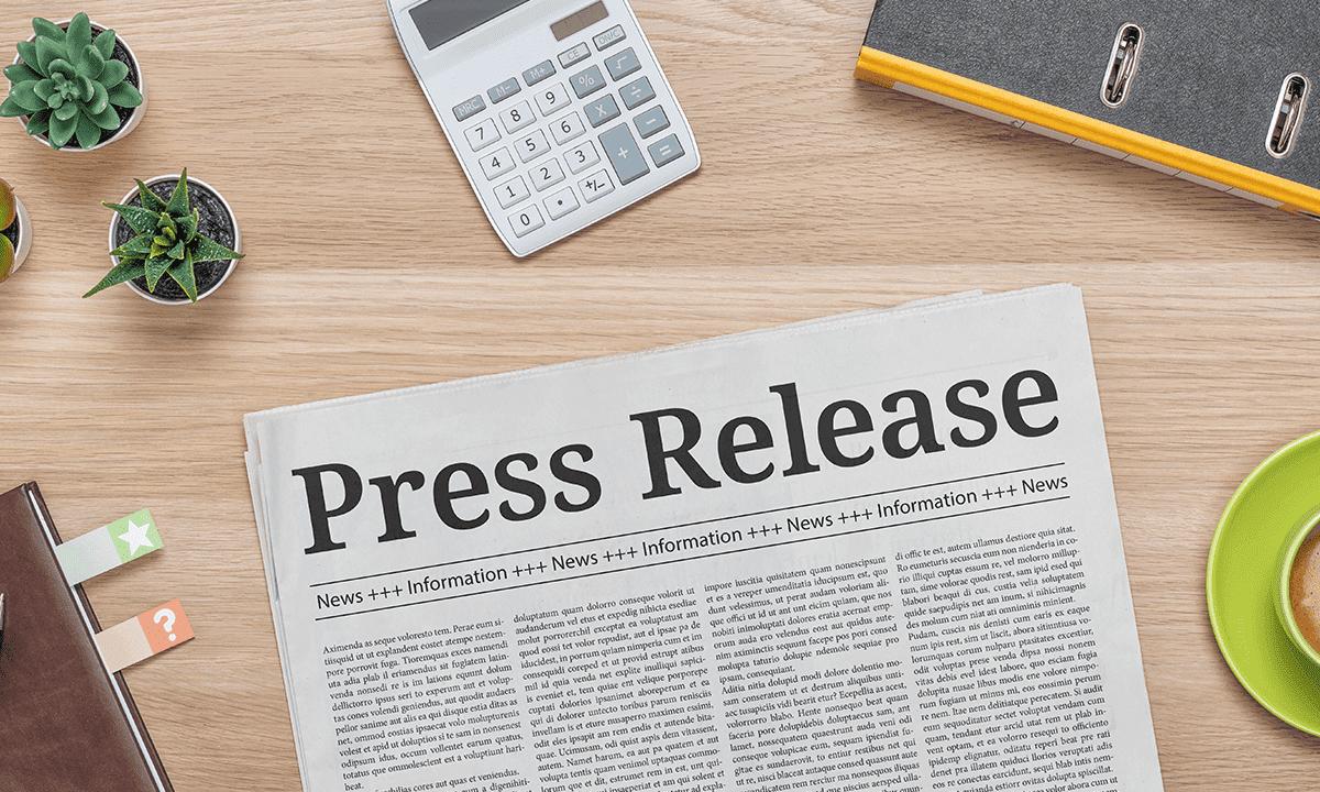 Press Release Copy -