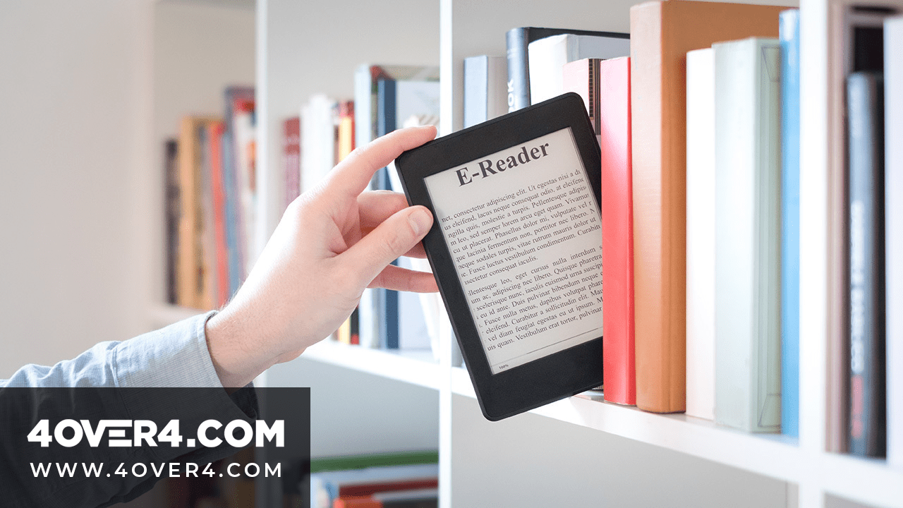 The Rapid Growth of the E-Readers - E-Readers
