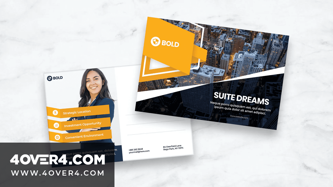 Get High-Quality Unique Marketing Postcards for Your Business - Postcard Printing