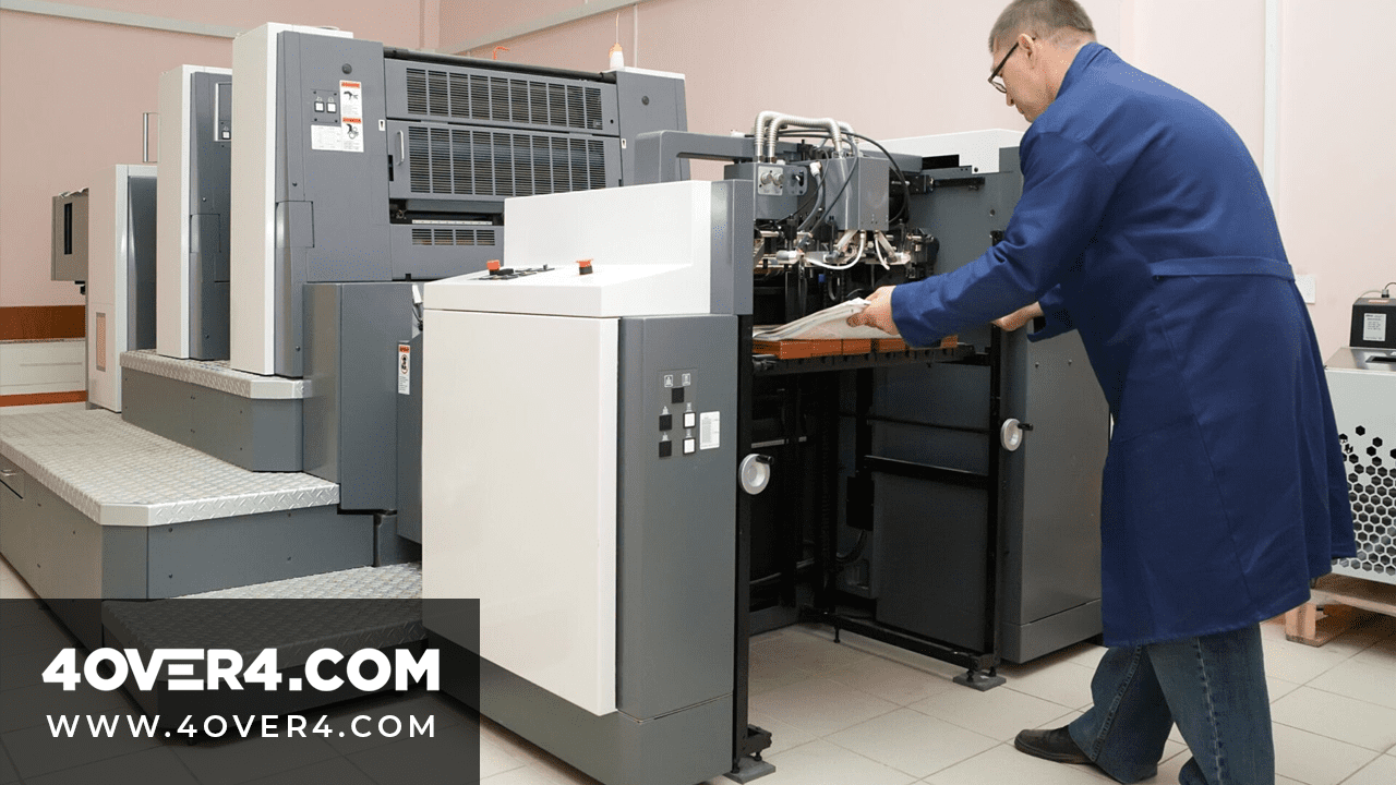 Effective Company Offset Printing - Online Printing