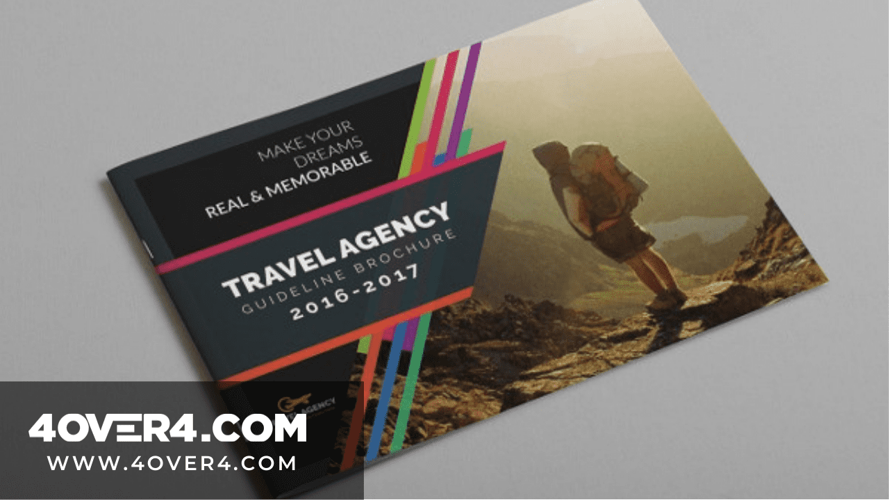 Brochure Printing: Stunning Travel Brochures are a Compelling Medium - Brochures and Catalogs