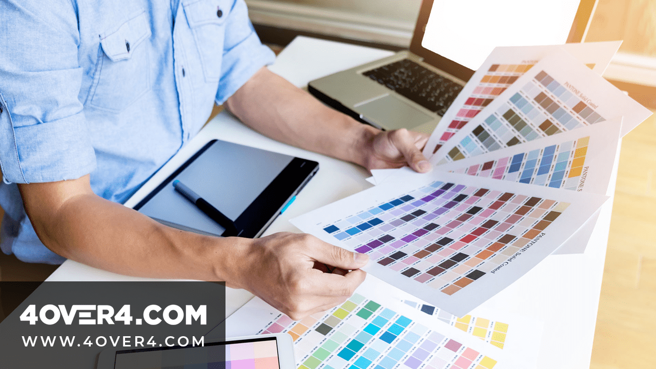 Business Printing - Unique Color Theories - Designing